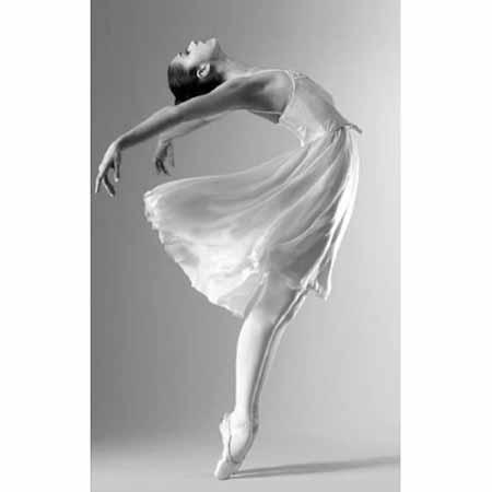 Алмазная вышивка Балерина